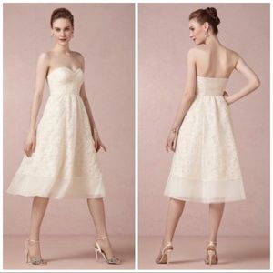 99d53c9bca1d8 Women Anthropologie Bhldn Hitherto Dress on Poshmark